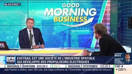 David Henri (Exotrail): Exotrail lève 11 millions d'euros - 16/07