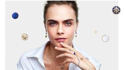 5 قطع مجوهرات من مجموعة Dior Rose des Vents ستنقل اطلالاتكِ الى مستوى آخر