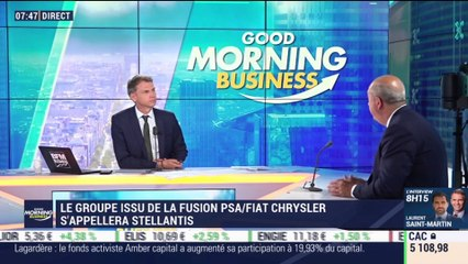 Jean-Philippe Imparato (Peugeot) : Stellantis, le groupe issu de la fusion PSA/Fiat Chrysler - 16/07