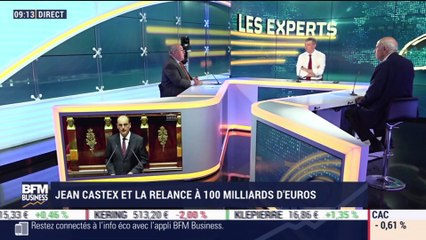 Les Experts: Jean Castex et la relance à 100 milliards d'euros - 16/07