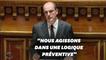 """Le port du masque obligatoire dans les lieux publics clos dès """"la semaine prochaine"""""""