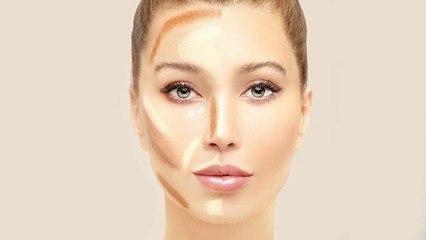 خطوات سهلة وبسيطة تساعد في تنحيف الوجه ونحته