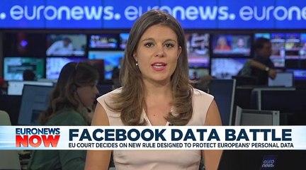 EU top court invalidates EU-US data transfer agreement over surveillance concerns