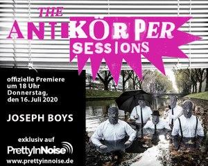 JOSEPH BOYS - Erschiessen (IDEAL-Cover) (The Antikörper Sessions)