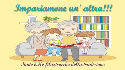 Giulia Parisi - Impariamone un' altra!!! Tante belle filastrocche della tradizione #Canzonibambini