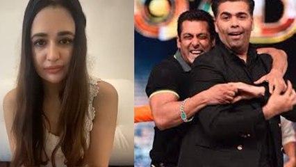 Karan Johar और Salman Khan के आरोपों पर प्रिंस और युविका ने कहीं यह खास बात | FilmiBeat