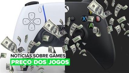 Será que teremos que pagar mais pelos jogos dos novos consoles?