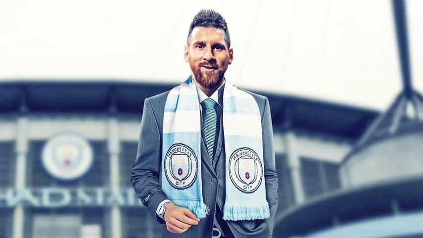La raison pour laquelle Manchester City pourrait faire une folie en recrutant Messi   Oh My Goal