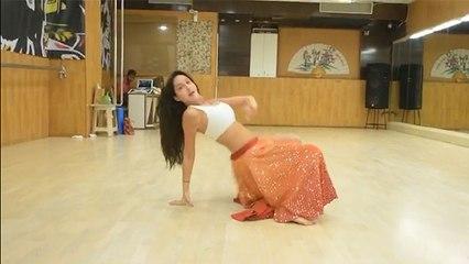 Nora Fatehi Celebrates 1 Year Of O Saki Saki Via Sharing Throwback Video Of Rehersal | FilmiBeat