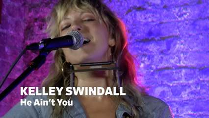 """ONE ON ONE: Kelley Swindall - """"He Ain't You"""" live at Cafe Bohemia, NYC"""