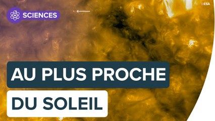 Découvrez des images extraordinaires du soleil grâce à Solar Orbiter | Futura
