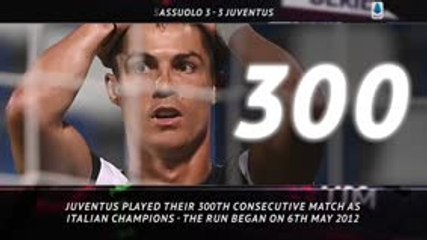 5 Things - Juve hit treble century as champions