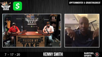 PMT: Kenny The Jet Smith, Washington Post Report And A HEATED Debate