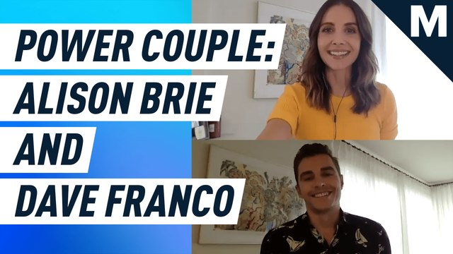 Alison Brie and Dave Franco on how they make each other better filmmakers