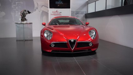 Museum Collection Documentation Centre - 110 Years of Alfa Romeo