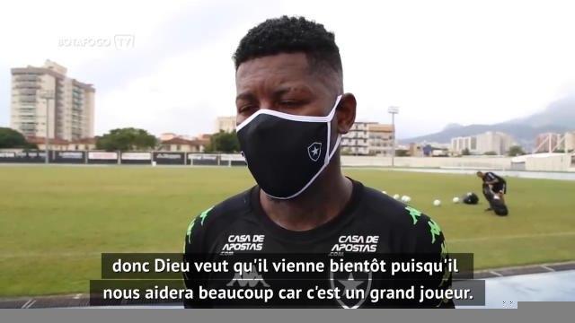 Brésil - Les joueurs de Botafogo attendent Kalou avec impatience
