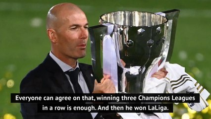 Zidane's greatness cannot be questioned - Karembeu