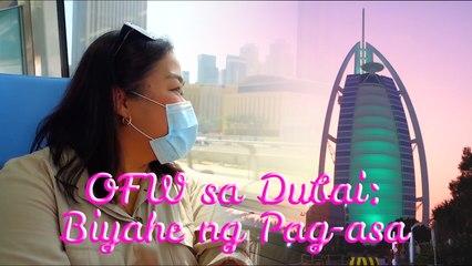 QUARANTOURS: DUBAI, UAE, BUKAS NA SA INTERNATIONAL TOURISTS!