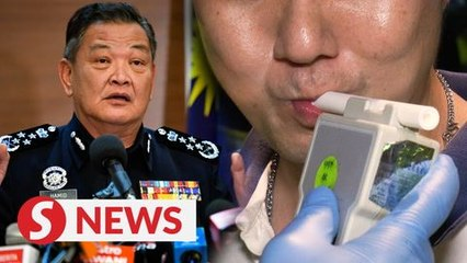 IGP welcomes harsher penalties for drunk drivers