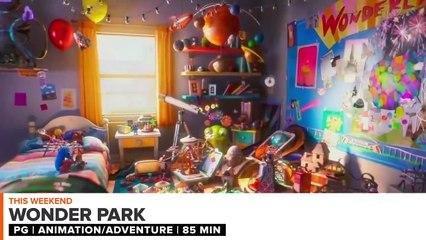 In Theaters Now- Five Feet Apart, Wonder Park - Weekend Ticket