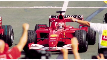Michael Schumacher : le pilote allemand
