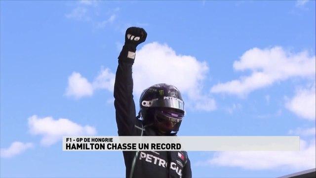 Lewis Hamilton chasse un des records de Michael Schumacher