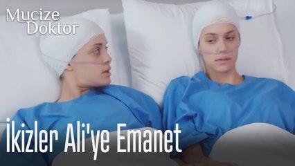 İkizler Ali'ye emanet