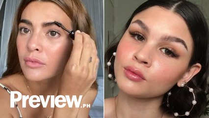 How to Achieve Natural-Looking Brows, According to Models | Influential Beauty | PREVIEW