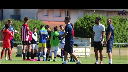 STAGES VACANCES FOOTLAND 2020 - SEMAINE 2