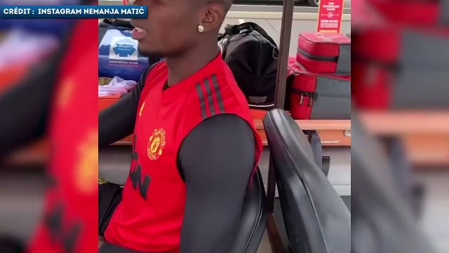 Paul Pogba, le nouveau chauffeur de Manchester United