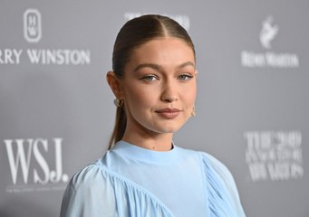 Gigi Hadid Clapped Back at People Who Said She Didn't Look Pregnant