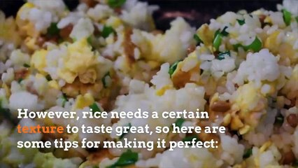 5 Mistakes You're Making When Cooking Rice