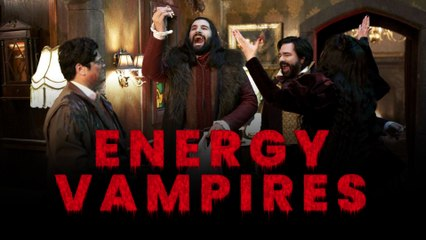 MARK PROKSCH Interview - ENERGY VAMPIRES on What We Do In The Shadows