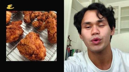 A Not-So-Classic Fried Chicken Recipe by Stylist Anton Miranda