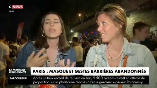 Et ça recommence... Une nouvelle fois, hier soir des centaines de personnes se sont retrouvées à Paris, collées les unes aux autres, sans masque, sans geste barrière... -