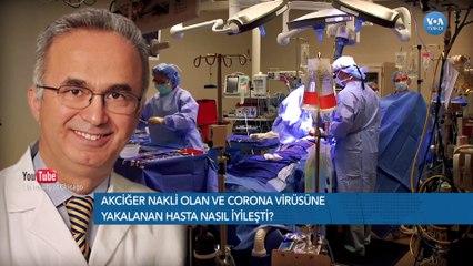 Corona Virüsüne Yakalanan Akciğer Nakli Hastası Nasıl İyileşti?