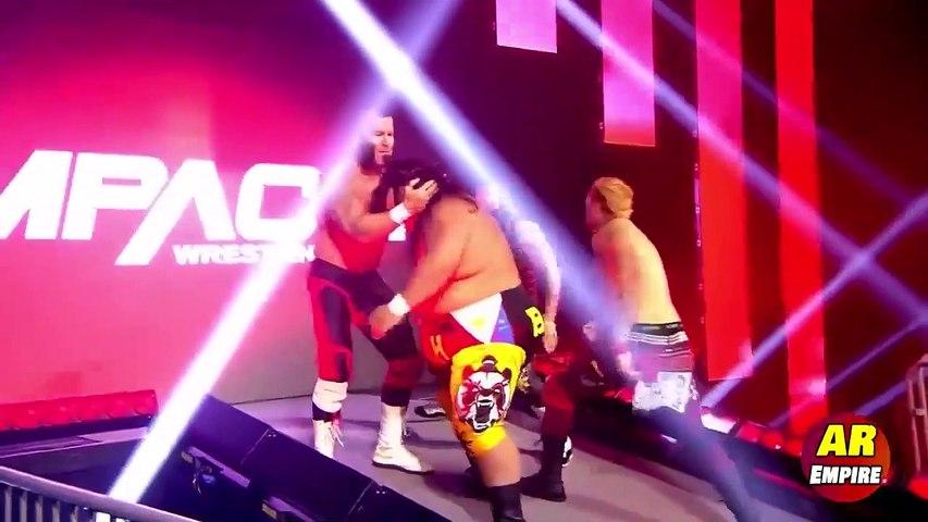 IMPACT! Wrestling Highlights - 2020.07.10   WrestleForever!
