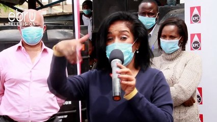 Esther Passaris Urges Nairobians To Adhere To Covid-19 Measures