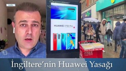 İngiltere Neden Huawei'den Vazgeçti?