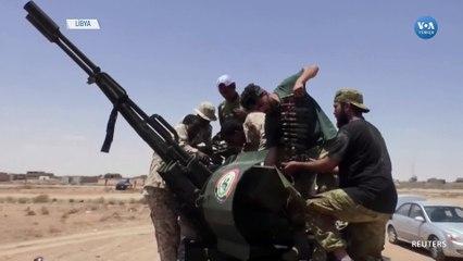 Türkiye'nin Desteklediği Sarrac Hükümeti Sirte'ye İlerliyor
