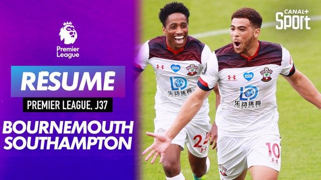 Le résumé de Bournemouth - Southampton en VO