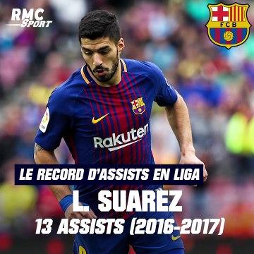 Barça : Messi bat le record de passes décisives de Xavi en Liga sur une saison, le top 10