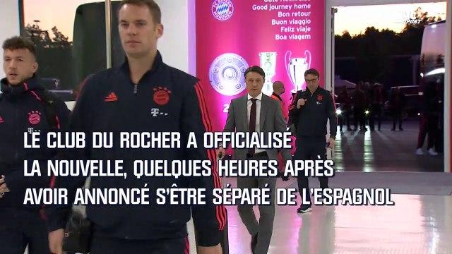 Ligue 1 : Monaco officialise la venue de Kovac sur son banc