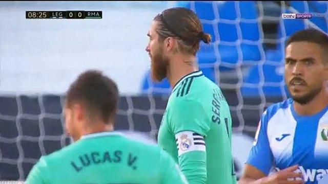 La Liga : Sergio Ramos marque encore !