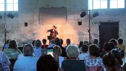 Gautier Capuçon en concert à Tonnerre