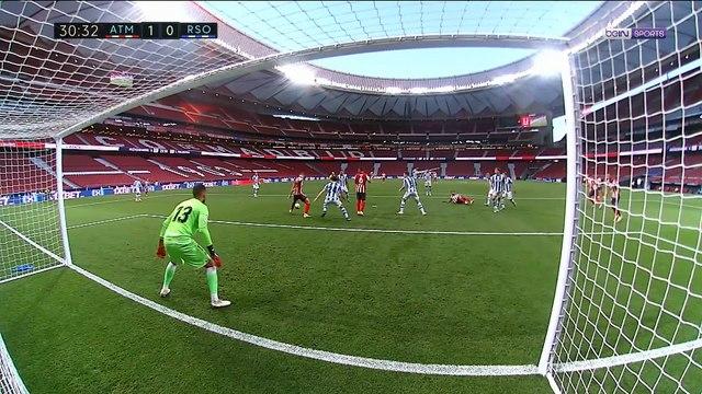 La Liga : L'Atlético garde sa place sur le podium