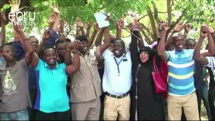 Kazi Mtaani Has Become A Recipe Of Restoring Peace