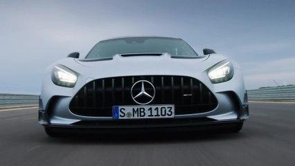 Der neue Mercedes-AMG GT Black Series - Stärkster V8-Serienmotor von Mercedes-AMG