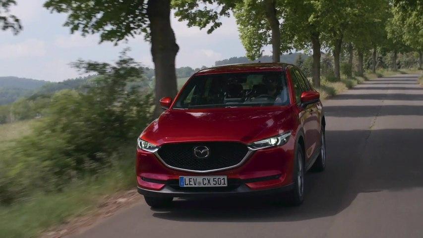Der Mazda CX-5 2020 Highlights