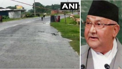 Tension at Indo-Nepal border in Bihar's Kishanganj
